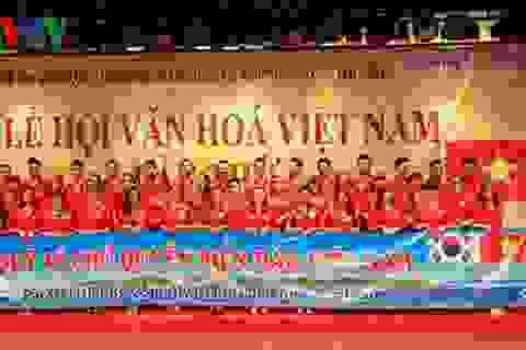 Tưng bừng Lễ hội văn hóa Việt Nam tại Hàn Quốc