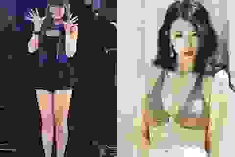 """Choáng với màn """"lột xác"""" của các sao Hàn khi giảm cân"""