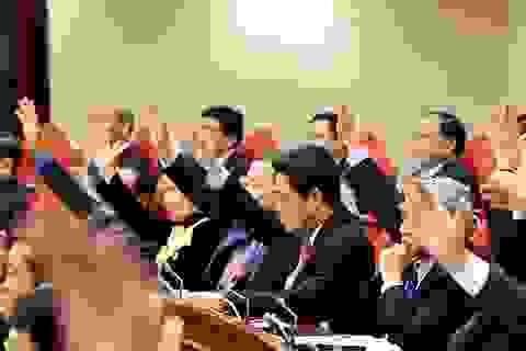 Trung ương Đảng kiểm điểm sự lãnh đạo của Ban Chấp hành khóa XI