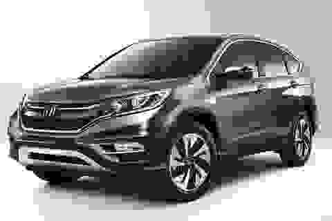 Triệu hồi xe Honda CR-V vì lỗi túi khí