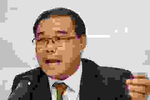 Campuchia bắt nghị sĩ xuyên tạc hiệp ước biên giới Việt Nam