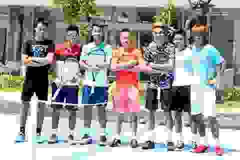 Hoàng Thành Trung vô địch Giải quần vợt FLC 2015