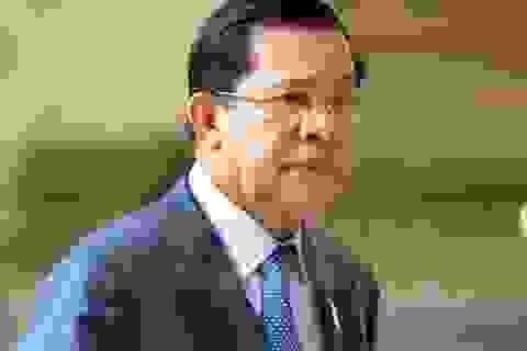 Campuchia sẽ xử lý người cáo buộc chính phủ dùng bản đồ giả