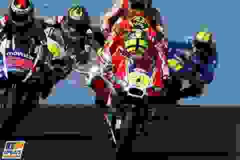 MotoGP 2015 chặng 16: Gay cấn đến giây phút cuối