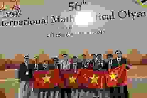 ĐH Quốc gia HN tuyên dương học sinh đạt giải quốc tế và khu vực