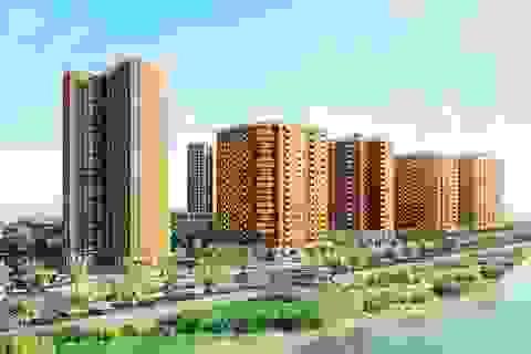Chung cư cao cấp CT1A, 1B khu đô thị mới Nghĩa Đô chào bán giai đoạn 2