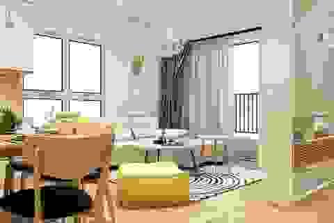 """Tiểu khu Parkview Residence: """"Mục sở thị"""" căn hộ tương lai"""