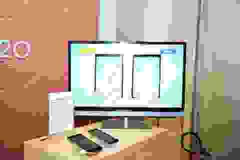 Media Tek giới thiệu chip Helio lõi 10 đầu tiên tại Việt Nam