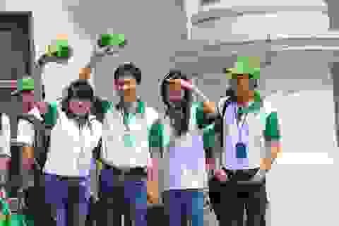 """Đại học Tân Tạo - Nơi khởi đầu của """"Thủ lĩnh trẻ Đông Nam Á"""""""