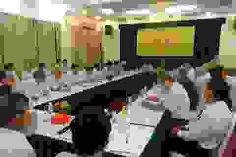 Hội nghị Ban Thường vụ Trung ương Hội Khuyến học Việt Nam lần thứ 9