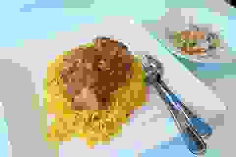 Những món ăn đường phố hút hồn thực khách ở Myanmar