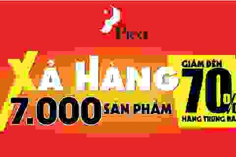 """""""Sốc"""" với cơn lốc xả hàng tại Pico"""