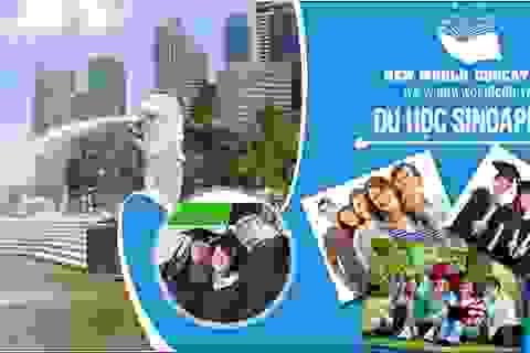 Du học Singapore - Con đường thuận lợi lấy bằng ĐH Anh, Úc, Mỹ