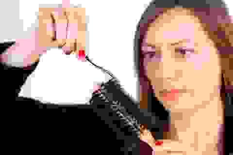 Dấu hiệu nhận biết nhanh bệnh rụng tóc