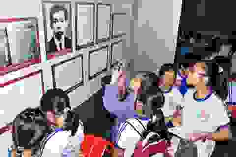 """Giáo dục Lịch sử: Không chỉ """"khoán trắng"""" cho môn Lịch sử"""