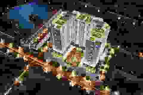Athena Complex: Phong cách kiến trúc Singapore – cuộc sống tiện nghi.