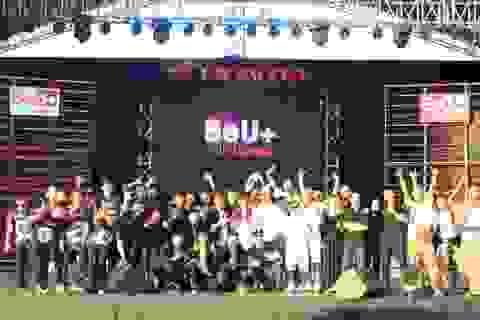 1,5 triệu lượt khách hàng đã tham gia cùng Be U+ with Honda