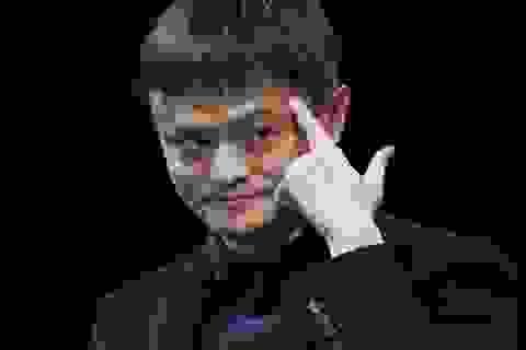 """Tỷ phú Jack Ma: """"25 tuổi, bạn hãy cứ sai lầm"""""""
