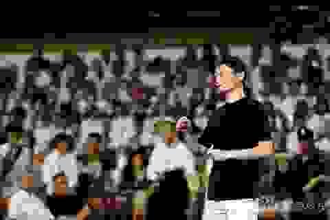 """Jack Ma: """"Tôi đứng nhìn kẻ thù rơi nước mắt"""""""