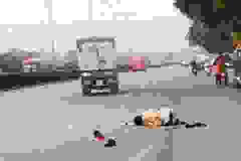 Hà Nội: Tài xế xe tải kéo lê CSGT ra đầu thú