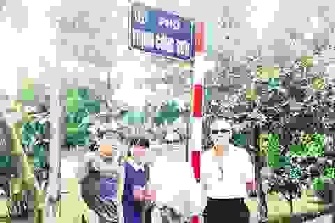 Khánh Ly tìm đến phố Trịnh Công Sơn