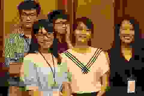 Nữ sinh trường Bưởi giành học bổng toàn phần tới ĐH danh tiếng Mỹ