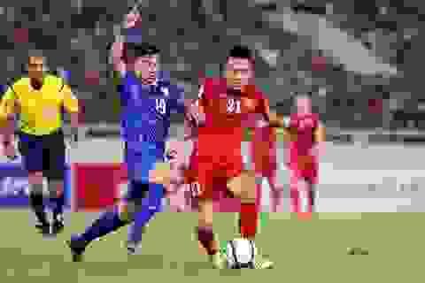 Khi đội tuyển Thái Lan không có đối thủ ngang tầm ở Đông Nam Á