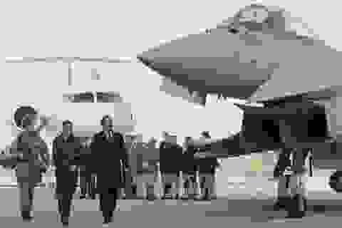 Động lực để Anh tham gia không kích ở Syria