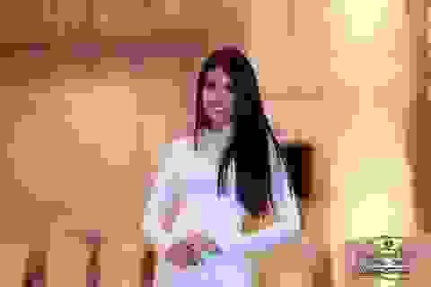 Lan Khuê được đánh giá cao tại cuộc thi Hoa hậu thế giới