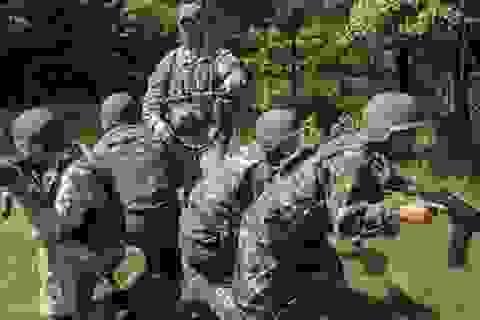 Mỹ vừa cáo buộc Nga, vừa mở rộng huấn luyện quân đội Ukraine