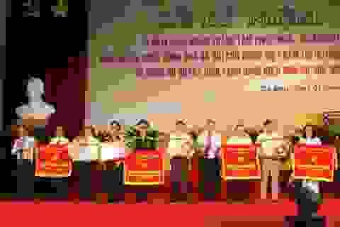 8 tập thể và cá nhân nhận danh hiệu AHLLVT nhân dân