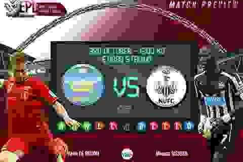 Man City - Newcastle Utd: Trong cơn khát điểm