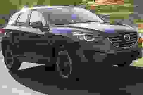 Mazda tăng trang bị cho CX-5