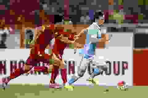 Tuyển Việt Nam thua Man City 1-8: Món ăn nhanh trị giá 40 tỷ đồng