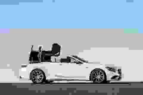 Mercedes trình làng S-Class phiên bản mui trần