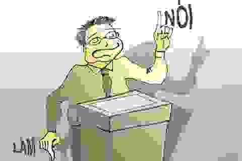 """Dối trá, tham nhũng, """"rửa tai"""" & dân chủ"""