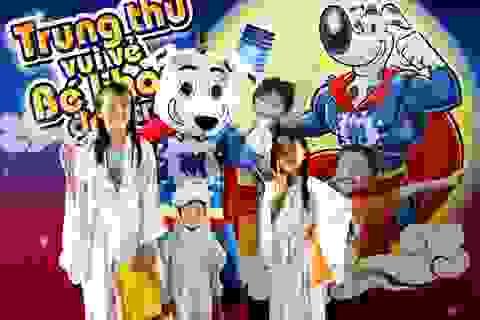 Ngày hội tuổi thơ - gắn kết gia đình