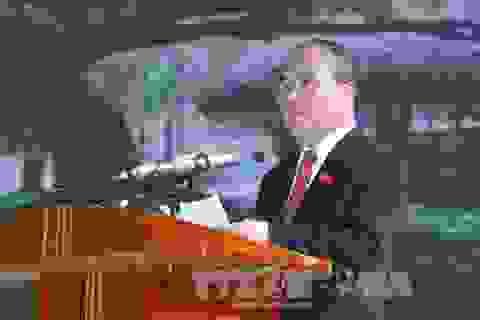 Toàn văn phát biểu kỷ niệm Đại hội Tân Trào của Chủ tịch Nguyễn Sinh Hùng