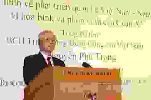 Tổng Bí thư Nguyễn Phú Trọng: Nhiều cơ hội mới cho các doanh nghiệp Việt Nam - Nhật Bản