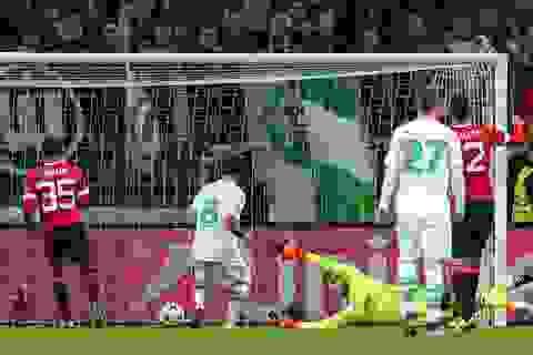 90 phút cuối cùng của Man Utd tại Champions League 2015/16
