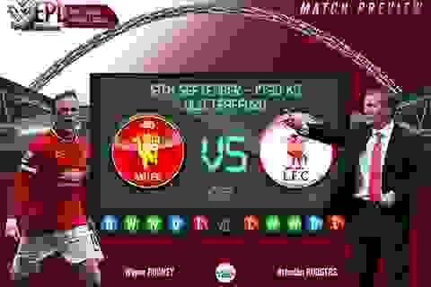 Man Utd - Liverpool: Tìm đường trở lại