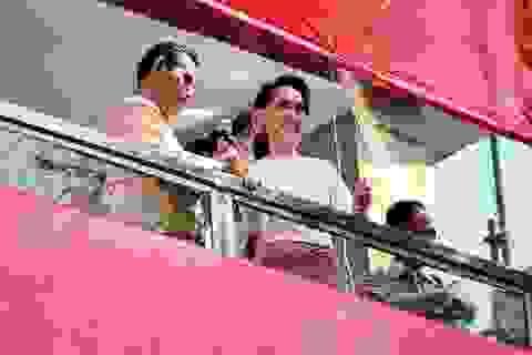 Bà Aung San Suu Kyi chọc giận quân đội Myanmar?