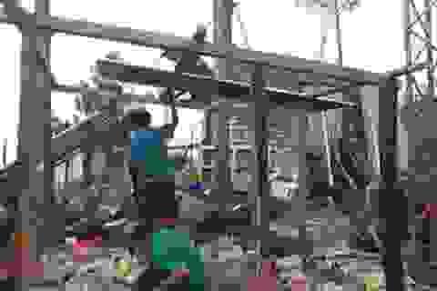 Động đất rung chuyển Myanmar, hàng ngàn căn nhà sập đổ