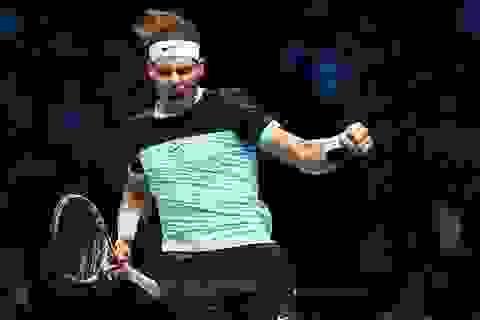 """Nadal """"phục hận"""" thành công Wawrinka, Murray hạ Ferrer"""
