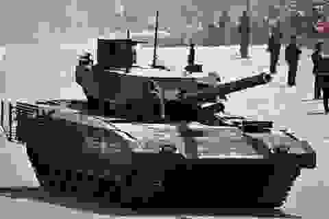 Nga công bố trang bị biến T-14 Armata thành robot chiến đấu
