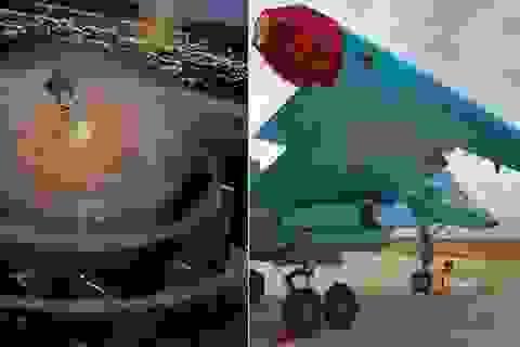 Nga sẽ dùng bom xung mạch điện từ và Khibiny ở Syria?