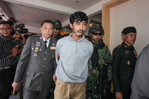 Công dân Trung Quốc bị tố là kẻ chủ mưu vụ đánh bom Bangkok