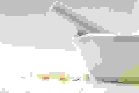 Nghiền thuốc thành bột: Rất nguy hiểm