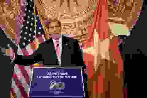 Ngoại trưởng Mỹ: Giải quyết xung đột Biển Đông không dựa trên sức mạnh quân đội