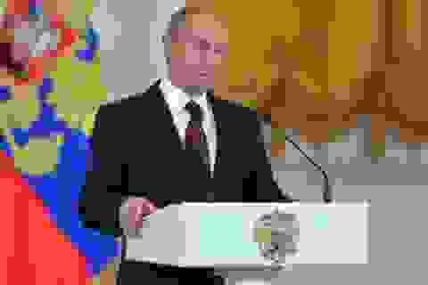Người quyền lực nhất thế giới: Vì sao Putin luôn thống trị?